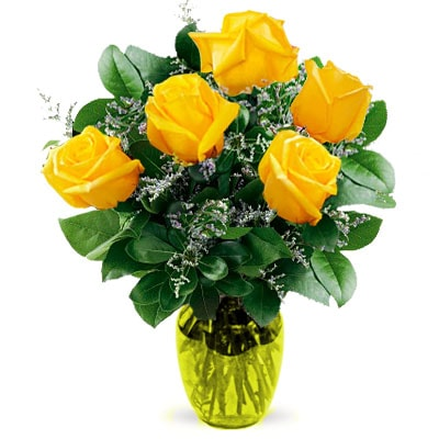"""Bouquet """"Yellow"""""""